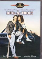DVD Duo A Trois KEVIN COSTNER - Romantic