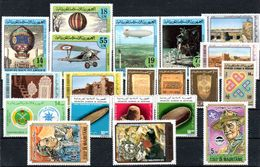 H1-3 Mauritanie Entre N° 514 Et 540 ** - Mauritania (1960-...)