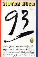 Quatre Vingt Treize (93) Par Victor Hugo (tome 1) - Books, Magazines, Comics
