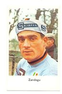 Chromo Sport Wielrennen Cyclisme - Coureur Wielrenner - Zandegu - Cyclisme