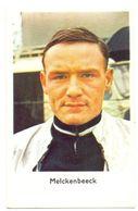 Chromo Sport Wielrennen Cyclisme - Coureur Wielrenner - Melckenbeeck - Radsport