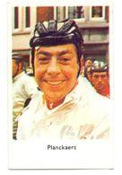Chromo Sport Wielrennen Cyclisme - Coureur Wielrenner - Planckaert - Radsport