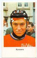 Chromo Sport Wielrennen Cyclisme - Coureur Wielrenner - Karstens - Radsport