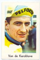 Chromo Sport Wielrennen Cyclisme - Coureur Wielrenner - Van De Kerckhove - Radsport