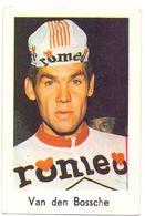 Chromo Sport Wielrennen Cyclisme - Coureur Wielrenner - Van Den Bossche - Radsport