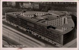 ! Alte Ansichtskarte Berlin, Haus Des Rundfunks, Architektur, Architecture, 1943 - Charlottenburg