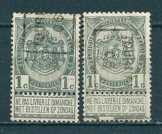 794 Voorafstempeling Op Nr 53 - TOURNAI 06 - Positie A & B - Precancels