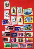 Lot De 24 Timbres NEW HEBRIDES NOUVELLES HEBRIDES Neufs - Collections, Lots & Séries