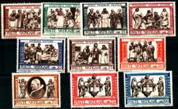 19363) VATICANO Opere Di Misericordia + ESPRESSI - 8 Novembre 1960  SERIE COMPLETA MNH** - Vatican