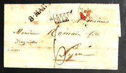 34278 - SAVOIE SARDE - 1801-1848: Précurseurs XIX