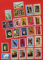 Lot De 25 Timbres NEW HEBRIDES NOUVELLES HEBRIDES Neufs - Collections, Lots & Séries
