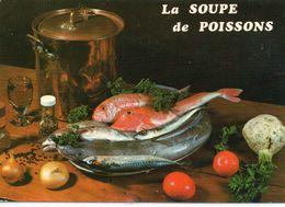 Recettes Cuisine La Soupe De Poissons Grondins Crabes Congre Dorade En Vendée Gastronomie - Ricette Di Cucina