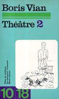 Théâtre N° 2 Par Boris Vian - Theater