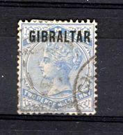 34280 A - 3 TP - Gibraltar