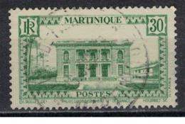 MARTINIQUE            N°  YVERT    141   (1)    OBLITERE       ( Ob   6 / 51 ) - Martinique (1886-1947)