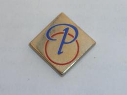 Pin's P.O. .. ? - Pin's
