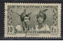 MARTINIQUE            N°  YVERT    149 A      OBLITERE       ( Ob   6 / 51 ) - Gebruikt