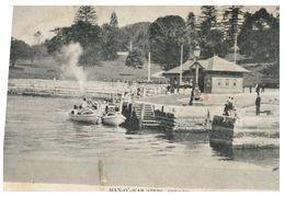 (C 9) Australia - Very Old - NSW - Sydney Mn-O'-Steps - Sydney