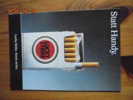 Carte Postale Publicitaire Allemand (Taschen 1996) 16,3 X 11,4 Cm - Lucky Strike. Sonst Nichts. Handy 1994 - Objets Publicitaires