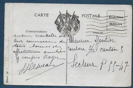 Carte FM  De 1940 - Postmark Collection (Covers)