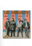 Disque 45 T  Les Sunlights - 45 T - Maxi-Single