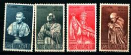 19369) VATICANO Bicentenario Della Nascita Di Antonio Canova - 2 Luglio 1958 SERIE COMPLETA MNH** - Vatican