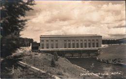 ! Ansichtskarte Finnland, Finland, Imatra, 1939, Wasserkraftwerk - Finland