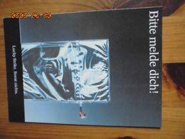 """Carte Postale Publicitaire Allemand (Taschen 1996) 16,3 X 11,4 Cm. Lucky Strike. Sonst Nichts. """"Bitte Melde Dich!"""" 1994 - Objets Publicitaires"""