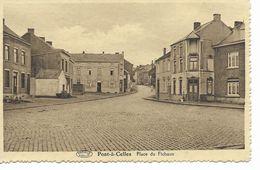 PONT-A-CELLES   Place Du Fichaux. - Pont-à-Celles