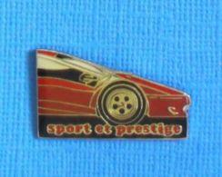 1 PIN'S //  ** AUTOMOBILE / SPORT ET PRESTIGE ** - Ferrari