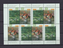 SLOVENIE 1996 - FEUILLE NEUVE TIMBRE N°134/35 - EUROPA - FEMMES CELEBRES - Slovenia