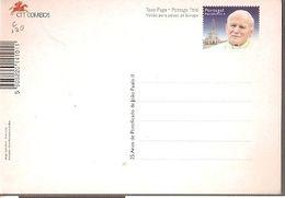 Portugal ** &  Postal Stationery, 25 Years Of Pope John Paul II Pontificate 1978-2003 (6868) - Celebrations
