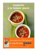 CPM PUBLICITAIRE -  UNCLE BEN'S - GASPACHO - Ricette Di Cucina