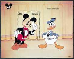 [91544]SUP//**/Mnh-GHANA - Walt Disney - Mickey Et Donald, B.D - Disney