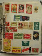 Lot. 1357. Lot De ± 1931 étiquettes De Boîtes D'allumettes - Boites D'allumettes - Etiquettes