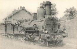CPA Train - 1508 - Locomotives Du Sud-Est (ex P.L.M.) - 07 - Boulieu Les Annonay - Machine 4136 - Altri Comuni