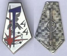Insigne Du 44e Régiment De Transmissions - Army