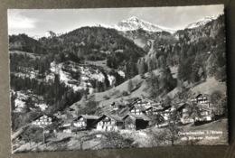 Oberschwanden Bei Brienz Mit Brienzer-Rothorn - BE Berne