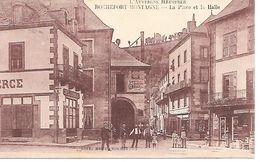 63    Rochefort-montagne        La Place & La Halle - Francia