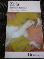 Zola: Thérèse Raquin/ Folio Classique, 2000 - Books, Magazines, Comics