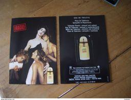Carte Gaultier Fragile A/patch - Perfume Cards