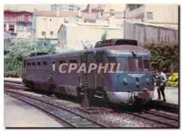 CPM Automotora Allan Na Estacao De Porto Trindade - Trains