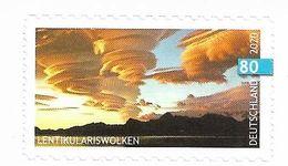 2020 Allem. Fed. Deutschland Germany Mi.3531-2 **MNH Booklet Stamp  Himmelsereignisse - BRD