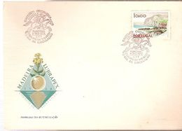 Portugal & FDC Madeira LUBRAPEX 68, Funchal 1968 (8799) - FDC