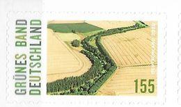 """2020 Allem. Fed. Deutschland Germany Mi.3533 **MNH Booklet Stamp  Naturschutzprojekt """"Grünes Band Deutschland - BRD"""