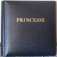 CERES - RELIURE MONACO/PRINCESSE N°031 Pega - BLEUE - Albums & Binders
