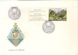 Portugal & FDC Madeira LUBRAPEX 68, Funchal 1968 (8798) - FDC