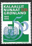 GROENLAND    -   1995 .  Y&T N° 246 **.     O.N.U. - Neufs