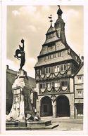 AK Gießen, Rathaus 1942 - Giessen