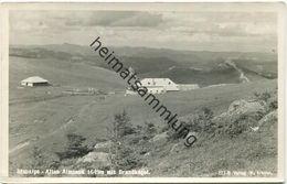 Stubalpe - Altes Almhaus Mit Brandkogel - Foto-AK - Verlag Walter Kramer Graz - Gel. 1942 - Autriche
